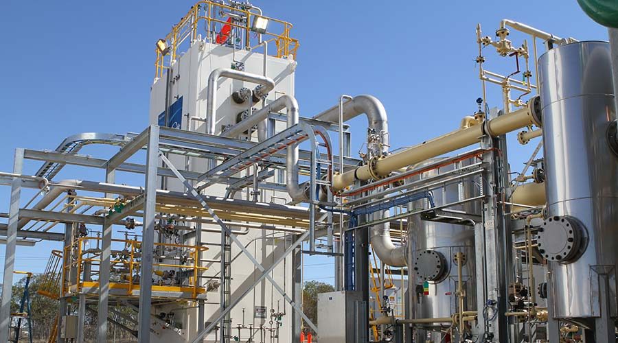 Bulk LNG – 50 MTPD Liquid Natural Gas Plant